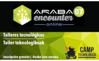 Araba Encounter online –  Talleres
