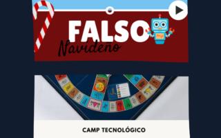 Ya están aquí los juegos de Camp Tecnológico