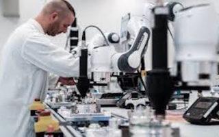 Evolución y tendencias de los robots colaborativos