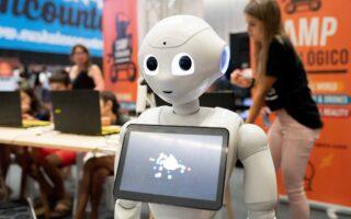 Los robots traerán nuevos trabajos y mejor pagados
