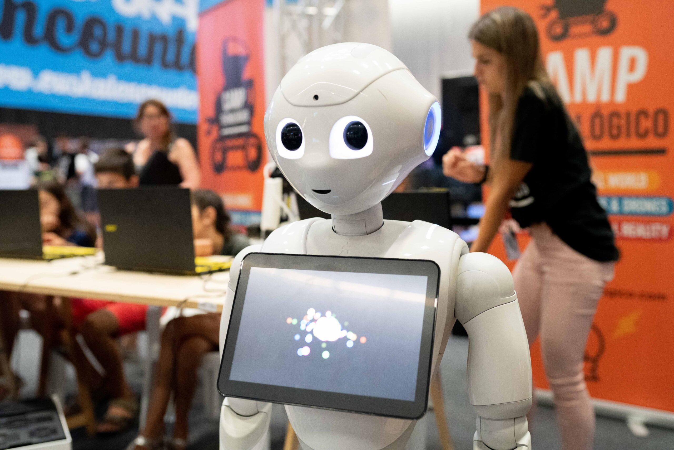 Los robots y la tecnología son el futuro de nuestras profesiones