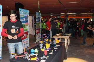 Bilbao Bizkaia Robotics Meeting organizado por el Camptecnologico en la Alhóndiga de Bilbao