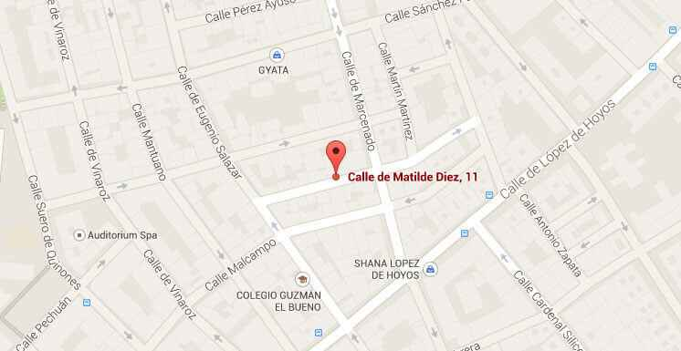 Dónde Estamos Madrid