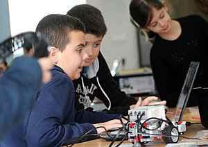 Robótica Educativa Lego tecnologia wro