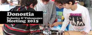 donostia robotica videojuego meeting 2015 camp tecnologico tabakalera kutxa