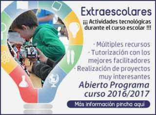 Extraescolares Camp Tecnológico