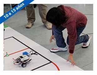 retos robotica adolescentes