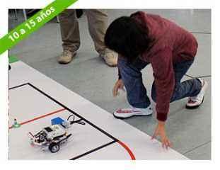 retos con robotica 10-15 verde