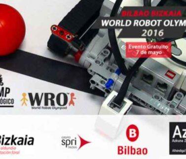 robotica-niños-wro-bilbao