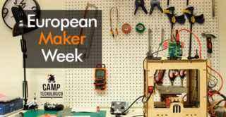 movimiento maker, DIY, cultura maker, semana maker, creatividad