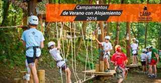 campamentos de verano, niños, tecnología y diversión