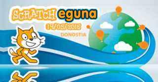 Scratch, eguna, donostia, evento, mundial, tecnología, programación, camp tecnologico