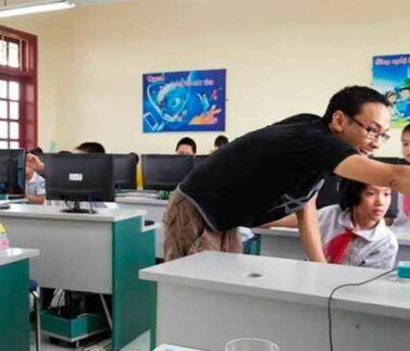 La-programacion-en-la-escuela en Vietnam