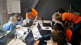 actividades complementarias robotica programacion tecnologia