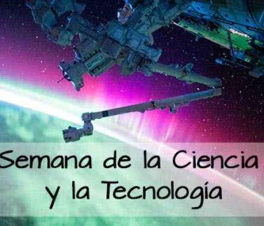ciencia y tecnología en la semana de la ciencia
