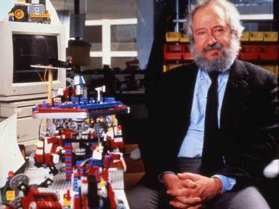 Tecnología en la educación Seymour Papert