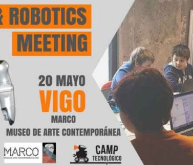 Vigo Robotics & Videogames Meeting