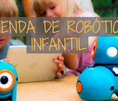 Tienda de robótica infantil