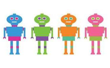 10 robots post