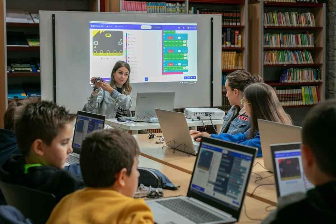 acompañar a los niños en su aprendizaje
