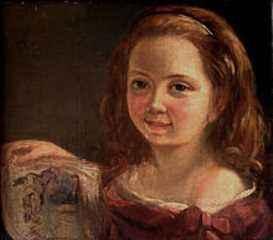 Ada Lovelace de niña