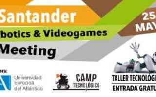 Santander Robotics & Videogames Meeting 2019