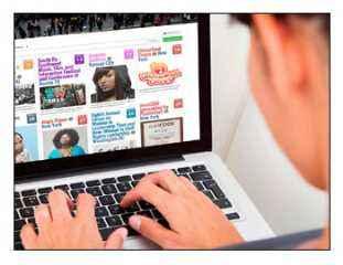 Campamentos tecnológicos con programación y edición web, fotografía y video