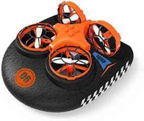 Nuevo taller navidad: Crea un Hovercraft con un Drone