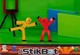 tecnologia para niños con stikbot