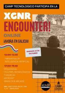 Charlas y cursos gratuitos en la vigésima edición de la XGN R ENCOUNTER